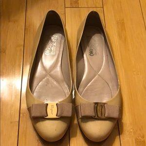 Salvatore Ferragamo - Varina Ballet Flats - 8.5